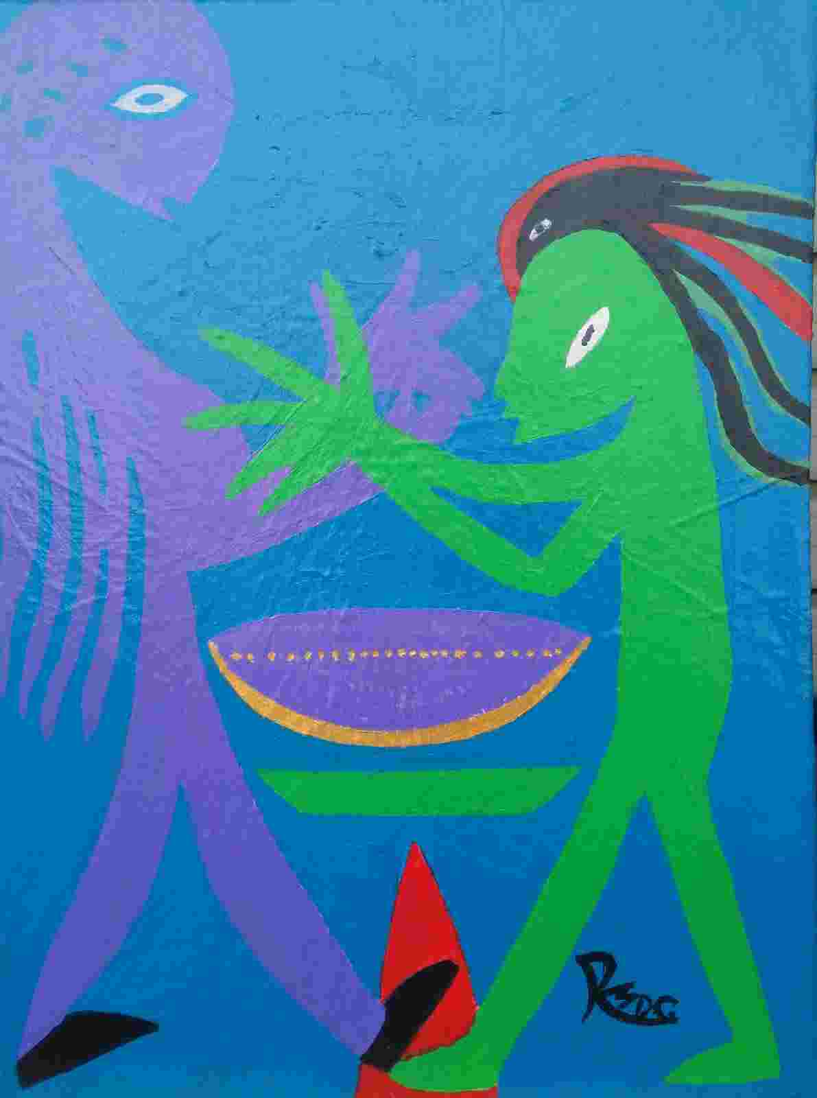 Il Popolo Iguana